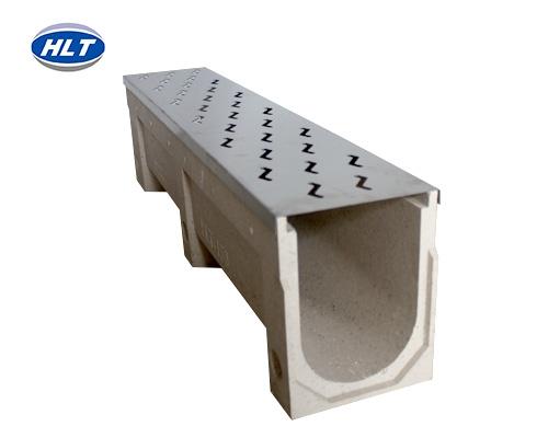 定制盖板树脂混凝土排水沟