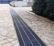 排水沟盖板装置